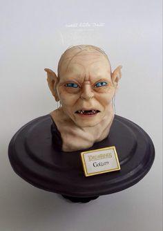 gollum cake 1
