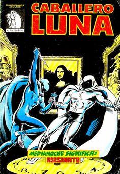 Cover for Caballero Luna (1981 series) #2