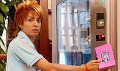 Ikuta Tomato as Nakatsu ~ Hana Kimi Hanazakari No Kimitachi E, Bokura Ga Ita, Japanese Drama, Facial Expressions, Drama Movies, New Love, Popular Culture, Asian Men, Funny Moments