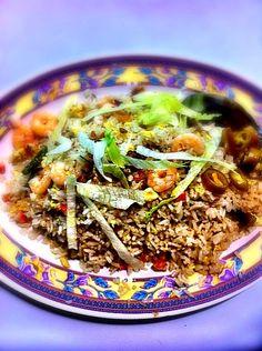Nasi Goreng Seafood/ Seafood Fried Rice