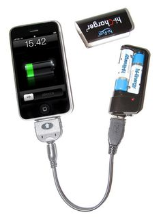 Hi-Charger2 – Mini caricatore per iPhone, Cellulari e iPod con Batteria USB (CONFEZIONE ROVINATA) prezzo 20.90€