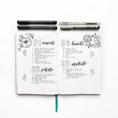 """1,034 Likes, 39 Comments - Roberta • Bullet Journal (@qualcosadierre) on Instagram: """"Daily log + flowers + water tracker. Do you like it? . Vista giornaliera + fiori + tracker…"""""""