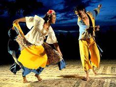Carimbó and Lundu - typical dances - Marajó Island, Pará