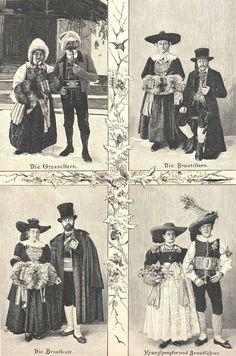 Trachten Val Gardena Ladies Wear, Women Wear, Austria, Folk Costume, Costumes, Female Head, South Tyrol, Heritage Site, Alps