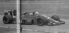 1988 Ferrari F88A (Roberto Moreno test)