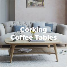 Corking coffee tables! Serving suggestion: best with a whopping slice of cake... Coffee Table Design, Coffee Tables, Perfect Place, Storage, Cake, Wood, Furniture, Home Decor, Purse Storage