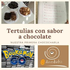 Tertulias con Sabor a Chocolate: Nuestra primera Chococharla sobre la Gymkhana Book...