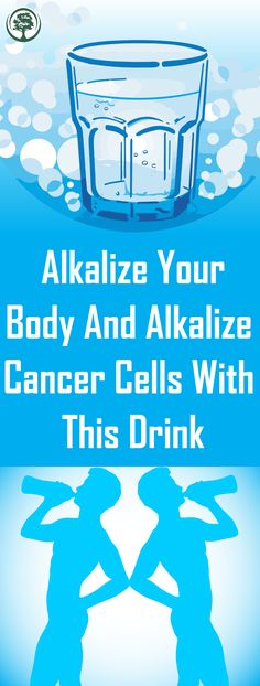 Health Remedies Alkalize Your Body And Alkalize Cancer Cells With This Drink! Health Tips, Health And Wellness, Health Fitness, Health Care, Fitness Diet, Natural Cures, Natural Health, Alkalize Your Body, Cancer Cure