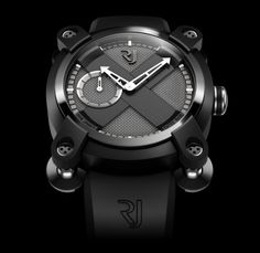 /// Romain Jerome Moon Invader.