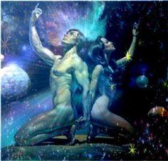 La femme est l'avenir de l'homme : Chaque femme porte en son sein la vie, l'amour et la tendresse de la mère qui sommeille en chacune d'elle. Elle transmet au monde les générations futures. La femme est la représentation de notre mère la terre, celle qui nous donne la vie et qui nous donne aussi chaque jour les fruits de la terre, la nourriture, l'eau et toute sa magie.