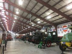 Iowa 80 Trucking Museum, Walcott, Iowa.