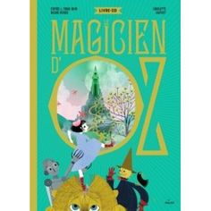 Le magicien d'Oz - 22€
