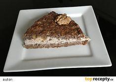 Jablečno-oříškový koláč Food, Fitness, Essen, Meals, Yemek, Eten