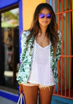 Inspiring Outfit Ideas For Summer 2014