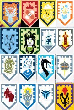 레고 넥소나이츠 게임 넥소파워 방패 사진 스캔 자료 공유해요~ #7 : 네이버 블로그