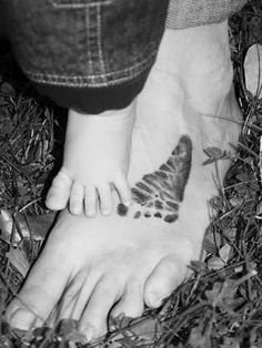The Best Baby Tattoos for Mommy and Daddy -- Get Inspired and Show Us Yours!