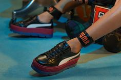 Rihanna Unveils Her Next Fenty PUMA Shoe – the Ankle Strap Creeper