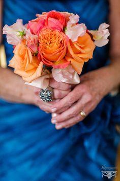 Ashley & Bill // Winter Wedding at The Canfield Casino | Renaissance Floral Design