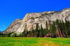 Cook's Meadow - Yosemite National Park - California