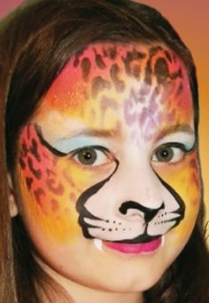The Top 4 Most Effortless Ways to Fake Professional Face Painting ...