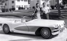 10 Wild Futuristic Concept Cars From the 1950s | Mental Floss