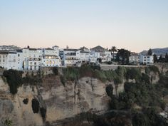 Ronda Andalousia august 2015 8/8-15/8