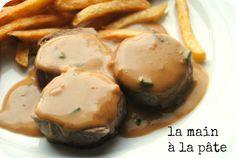 Médaillons de porc sauce Satay - La main à la pâte