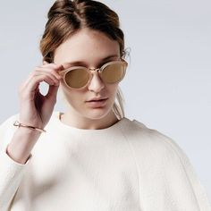 New sunnies. @super_sunglasses and more from @komono @garrettleight @illesteva @karen_walker and more.