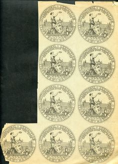 NEW SOUTH WALES - 'CINDERELLAS': 1879 International Exhibition printed facsimile of the Exhibition medal in black/dull green block of 9… / MAD on Collections - Browse and find over 10,000 categories of collectables from around the world - antiques, stamps, coins, memorabilia, art, bottles, jewellery, furniture, medals, toys and more at madoncollections.com. Free to view - Free to Register - Visit today. #Stamps #MADonCollections #MADonC South Wales, Bottles, Mad, Stamps, Coins, The Past, Objects, Auction, Collections