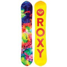 Roxy Banana Smoothie Snowboard 2016