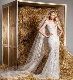 Zuhair Murad Spring-summer 2015 - Bridal - http://www.flip-zone.net/fashion/bridal/the-bride/zuhair-murad-5159