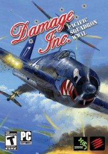 Damage Inc Pacific Squadron WWII For free Download
