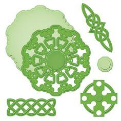 Spellbinders Shapeabilities  Celtic Motifs  S5-163