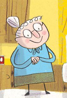 happy granny | Flickr - Photo Sharing!