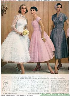 1957 Sears Spring Summer Catalog, Page 22 - Catalogs & Wishbooks