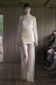 Paula Raia Ready To Wear Spring Summer 2015 Sao Paulo - NOWFASHION