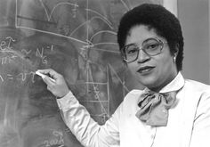 Shirley Ann Jackson, the first African-American woman to earn a Ph.D. from MIT. Jackson conducted research at Fermi National Accelerator and Bell Labs on theoretical physics, solid state and quantum physics, and optical physics and was awarded 40 honorary doctorates.