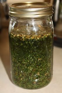Homemade Echinacea Tincture!  This stuff will stop any cold or flu in its tracks if taken on the onset.
