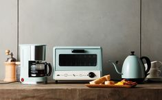 Apartment Styles, Electrical Appliances, Slow Living, Web Banner, Fashion Books, Toaster, Industrial Design, Kettle, Gadget