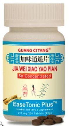 Guang Ci Tang, Jia Wei Xiao Yao Pian, EaseTonic Plus #Guang #Tang, #Xiao #Pian, #EaseTonic #Plus