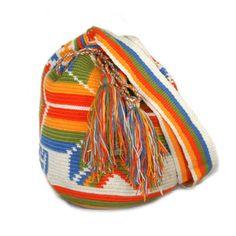 Brooklyn Wayuu Mochila Bag, $149, now featured on Fab. diversostudio.com