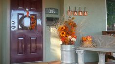 Changed the front of my house a little this fall  Fall 2014