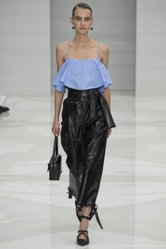 See the Salvatore Ferragamo spring/summer 2016 collection. Click through for full gallery at vogue.co.uk
