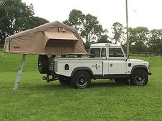 Land Rover Defender 110 Camper/Expedition/Overland 90 3
