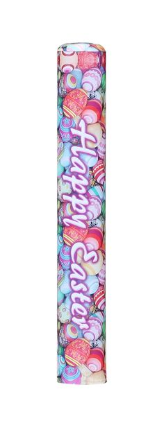 """Made of: bollardSOX™ are made from a specialized blend of polyester and nylon fabrics.  This specialized blend ensures a secure fit and is more durable than the our competitors.      Size: 4.5"""" diameter x 52"""" length  7"""" diameter x 52"""" length  Fits industry standard bollards   Pricing:  $29.95 each  Call for custom sizes and orders for over 30 pieces  Free shipping on ALL domestic orders  International rates apply or call for more details Drinking Tea, Happy Easter, Fabrics, How To Apply, Free Shipping, Detail, Cover, Fit, Happy Easter Day"""