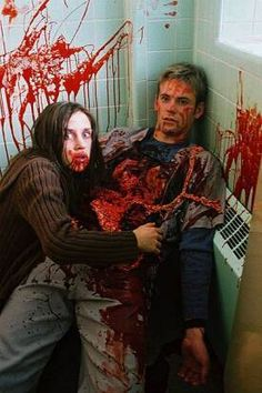 Just one of my favourite movies watched it time and time again. To be fair I love the whole trilogy but the first is the best - Chris Ginger Snaps Movie, Katharine Isabelle, Best Horrors, Horror Films, Cultura Pop, Scary Movies, Movie Tv, Hollywood, People