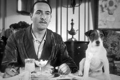 Uggie, The Artist -- Silent film scene-stealer Uggie is so damn cool, he's even got his own autobiography, published in October 2012. Jack Russells rule!