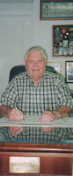 Harvey Clauson 2004.
