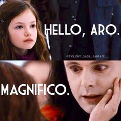 The Twilight Saga Breaking Dawn Part 2 Pic Of Renesmee And Aro ❤ Twilight Renesmee, Twilight Cast, Twilight Breaking Dawn, Breaking Dawn Part 2, Twilight New Moon, Twilight Pictures, Twilight Series, Twilight Movie, Series Movies