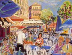 Landscape Paintings by French Artist Maurice Empi Spanish Artists, French Artists, Figure Painting, Contemporary Artists, Art History, Landscape Paintings, Fine Art, Portrait, Blog